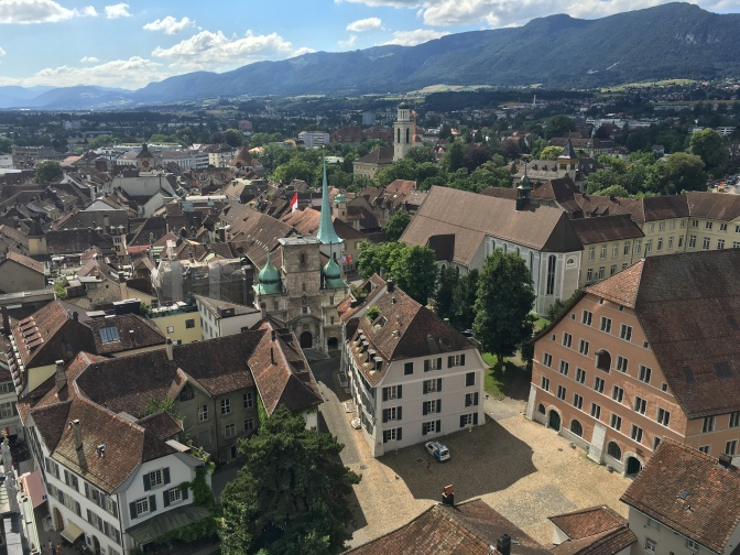 Few words about Solothurn